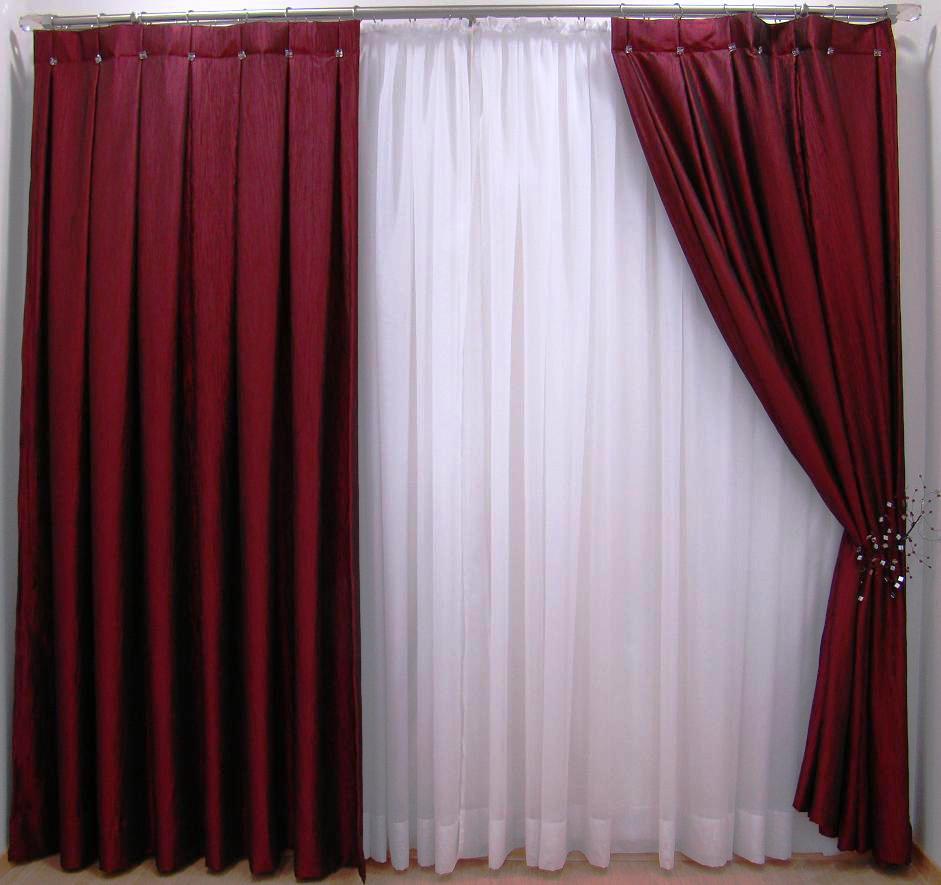 Cortilex cortinas for Ganchos de plastico para cortinas